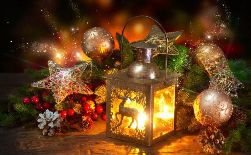 Lav et hyggeligt juleevent med julegodter og juleklip