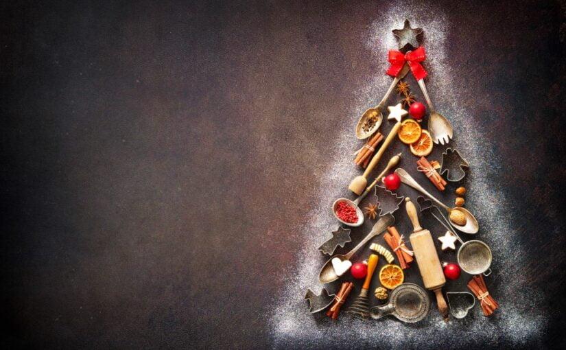 Redskaber til julebag